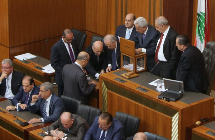 Lebanese lawmakers meet to elect speaker after divisive election