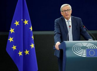 Results of EU approval rating survey to be released showing a moderate rise in support