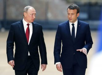 Macron and Putin to hold Iran-focussed talks on sideline of economic forum