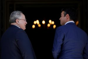 Tsipras faces confidence vote ahead of historic agreement with Macedonia