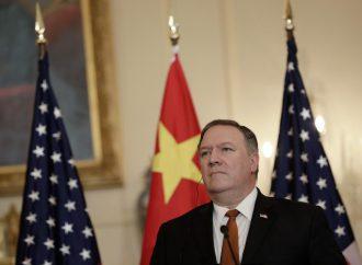 Secretary of State Pompeo to visit Beijing amid Singapore Summit wash up