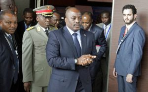 African leaders meet to discuss escalating political and humanitarian crisis in the DRC