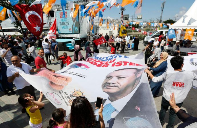 Turks head to the polls on Sunday for presidential and parliamentary elections