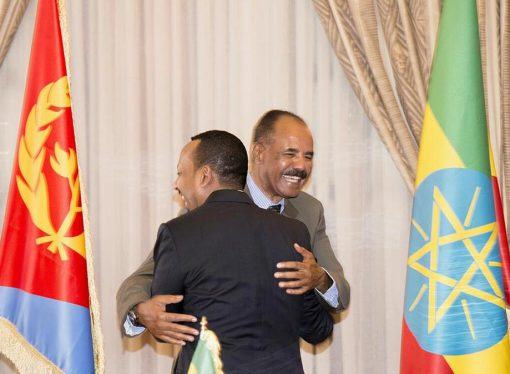 Eritrean president to visit Ethiopia in commitment to expanding bilateral peace agreement