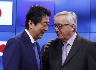 Japan and the European Union to sign landmark free trade deal