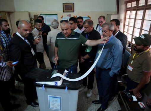 Manual recount of Iraqi election to begin as pro-Iran parties prepare to govern
