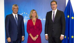 EU holds mediation talks with Kosovo and Serbia to accelerate Balkan accession prospects