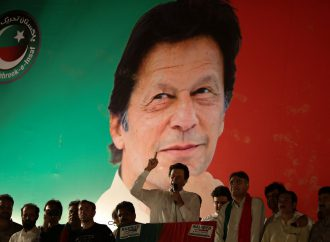 Newly elected Pakistan PM Imran Khan takes office in era of 'New Pakistan'