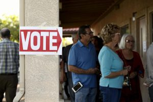 Primaries for key Arizona, Florida senate seats to be held on Tuesday