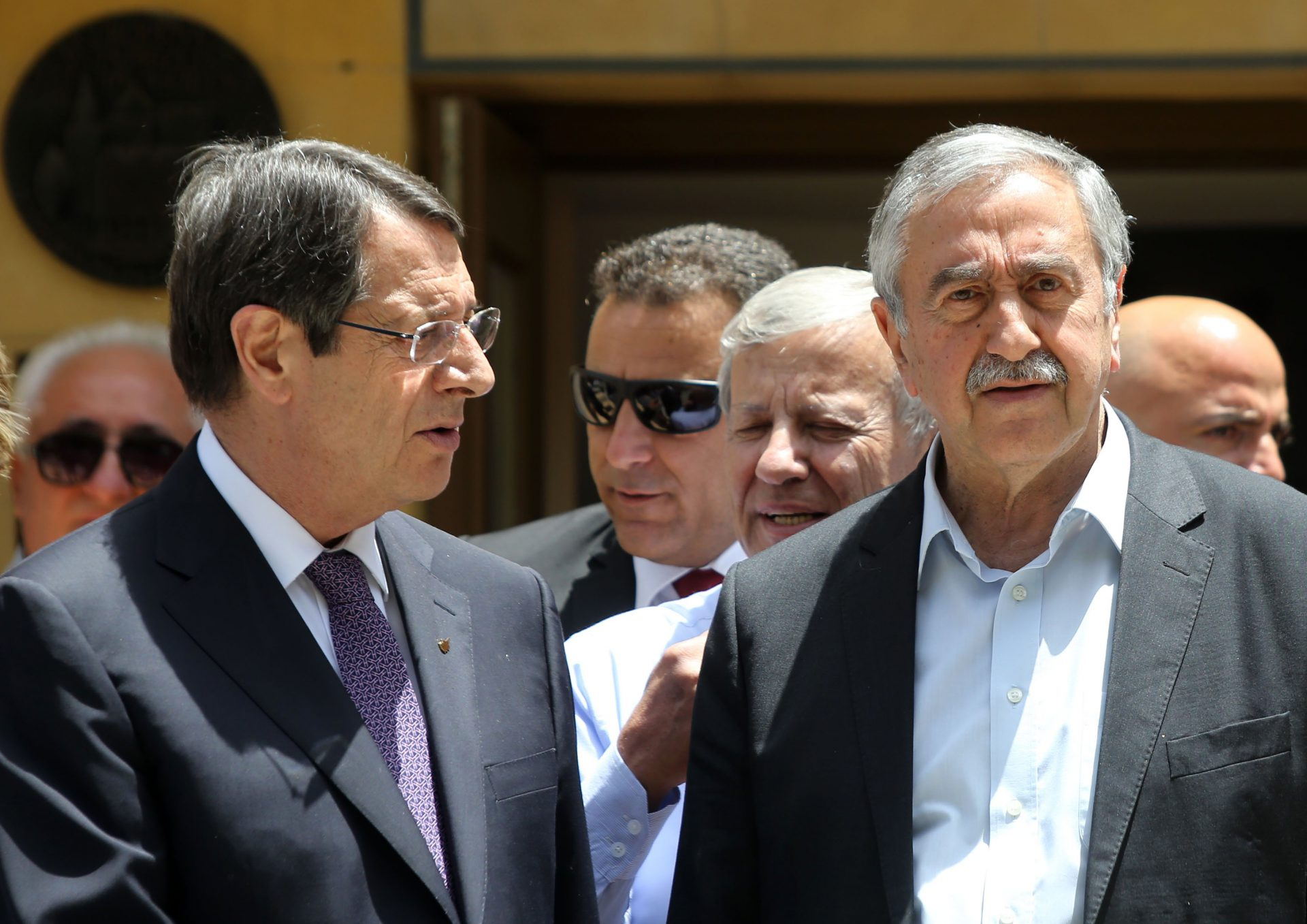 cyprus divided talks