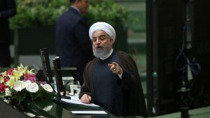 Iran's President Rouhani to face parliamentary questions on deteriorating economy