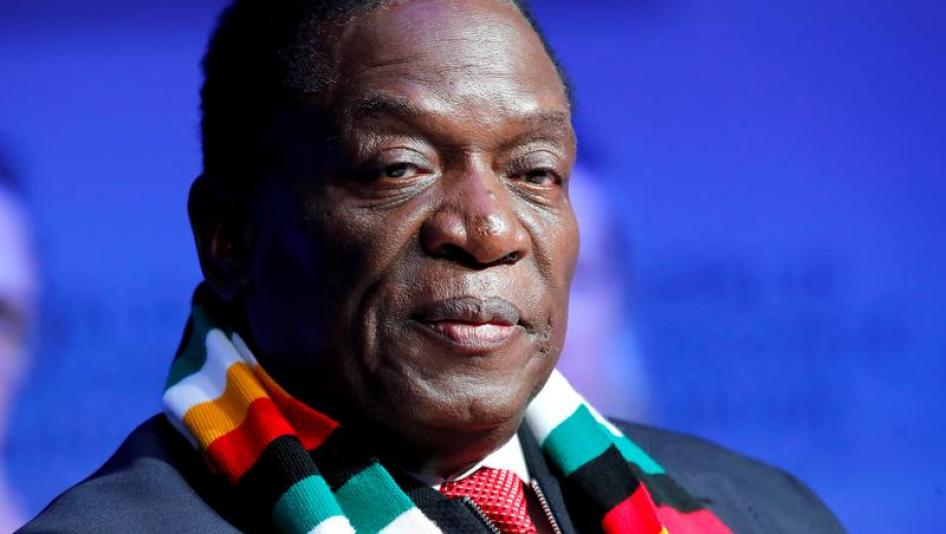 zimbabwe mnangagwa court appeal election
