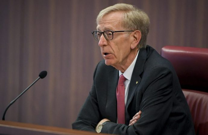 Australia's Royal Commission into the banking sector to release interim report Friday