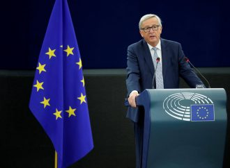 European Commission president delivers annual state of the union address to European Parliament