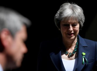 UK Conservative party meets for annual conference despite divisions over Brexit
