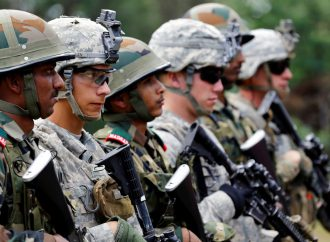 US and India armed forces begin annual bilateral exercises in the Himalayas