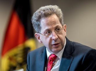 Germany's ruling coalition to discuss domestic security chief's future on Tuesday