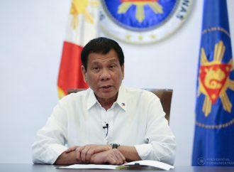 Philippine President Rodrigo Duterte to address nation as opposition pressure mounts