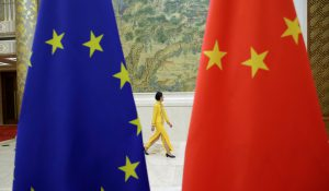 EU foreign ministers approve infrastructure investment plan to boost ties with Asia