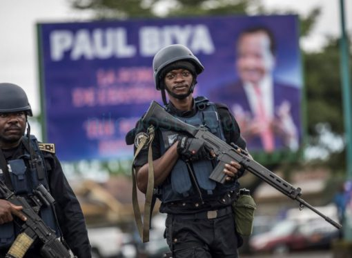 Cameroon to hold presidential election amid security threats