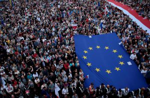 EU justice ministers begin hearings on controversial Polish judicial reforms