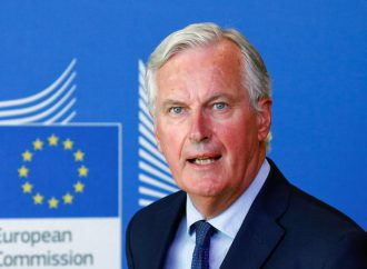 Barnier to brief EU diplomats on Brexit trade proposal ahead of next week's summit