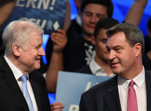 German CSU faces challenges in upcoming Bavarian parliamentary elections