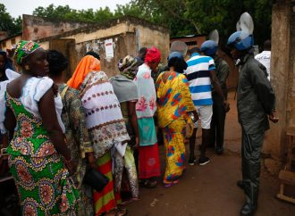 Parliamentary elections resume in Mali following month-long delay