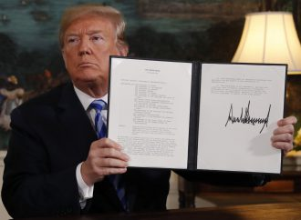 United States financial and trade sanctions against Iran enter into force