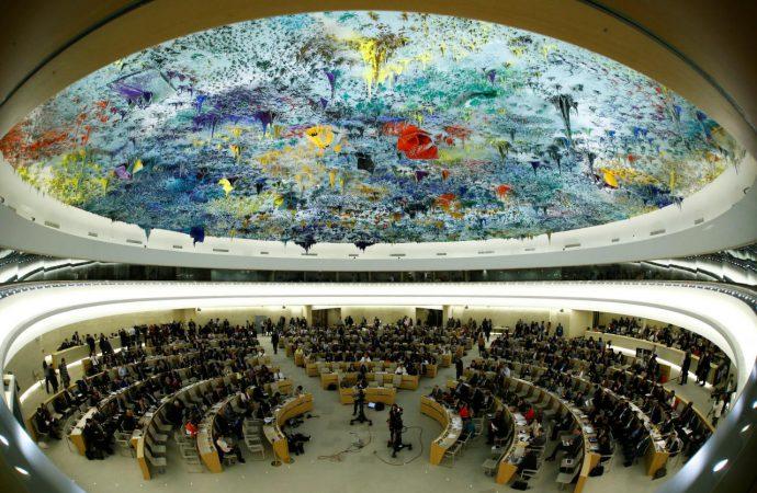 UN Human Rights Council begins review of Saudi Arabia following Khashoggi killing