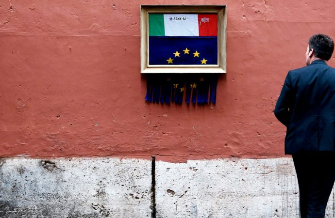 European Commission will begin proceedings to sanction Italy for budget deficit