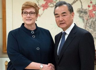 Australian and Chinese foreign ministers to meet amid frosty relations