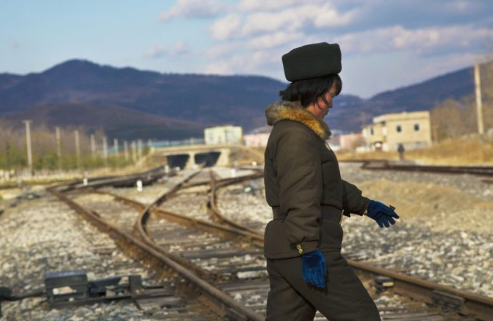 North and South Korea begin ground survey of potential railway links