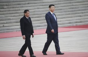 China's Xi Jinping to make stop in Philippines after APEC Summit