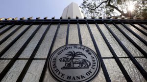 India's central bank meets for first rate decision since governor resigned