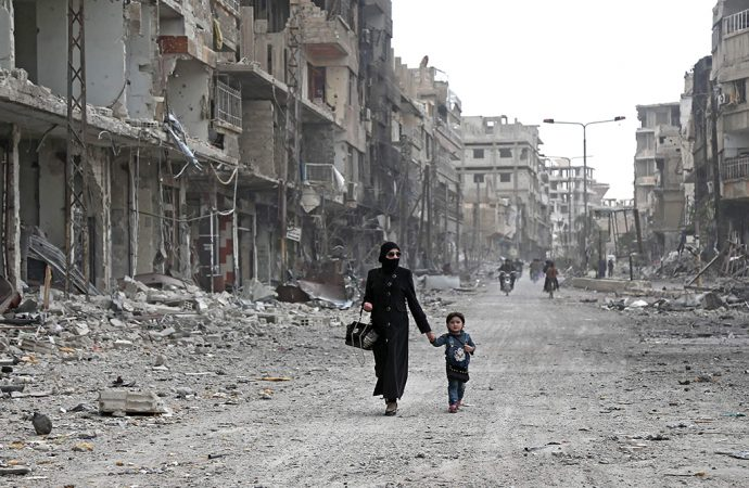 2019 forecast: is Syria's civil war coming to a close?