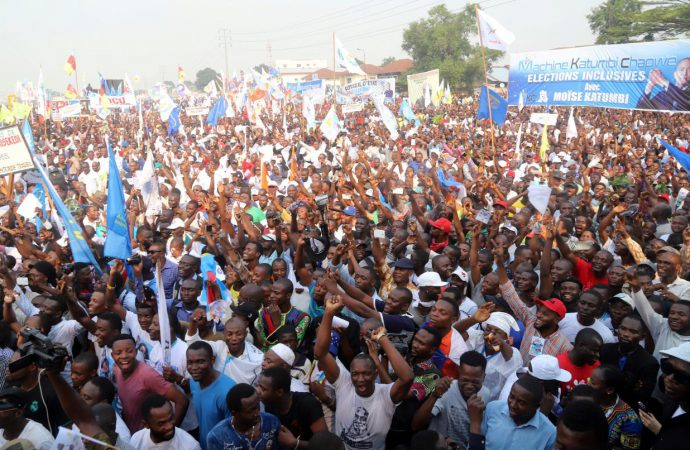 Democratic Republic of the Congo holds long-delayed presidential elections