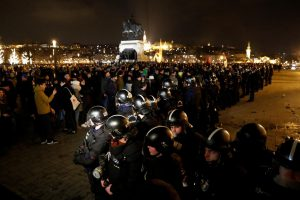 Hungarian civil society holds fresh demonstrations against controversial labour reform law