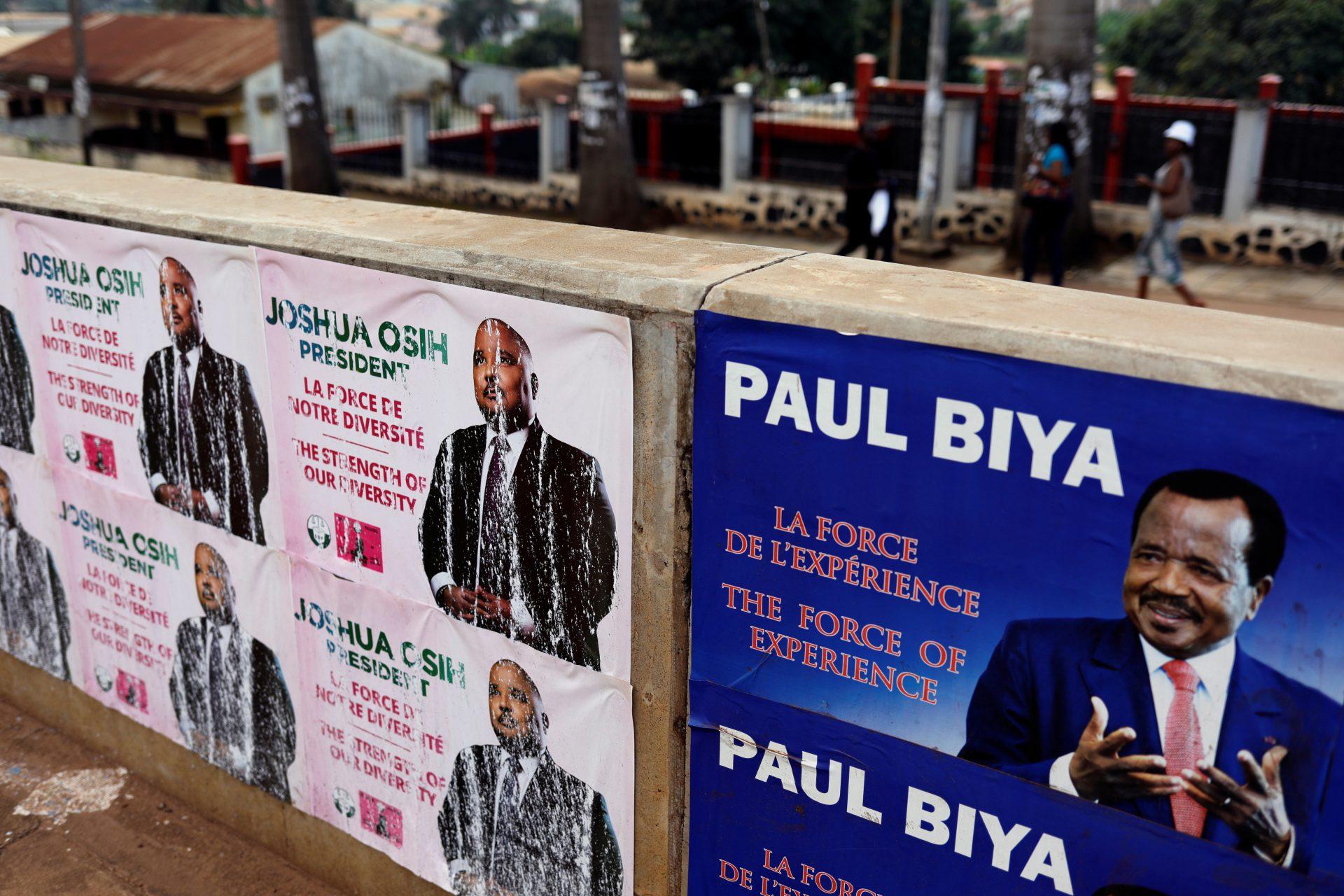 Global Cameroon Election