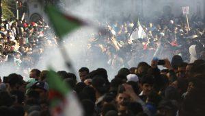 algeria mass protests