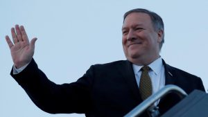 Pompeo in Lebanon for talks with leaders as Hezbollah's influence grows