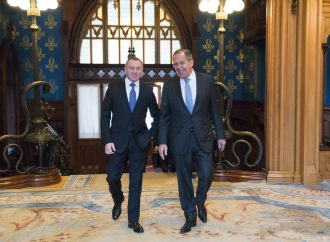 Focus on sideline talks between Belarus and Russia as CIS foreign ministers meet