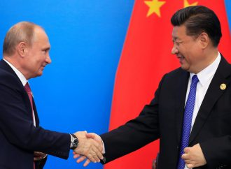 Leaders of China and Russia to meet on sidelines of Belt and Road Forum