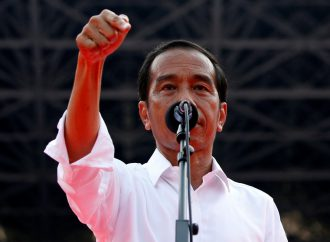 Indonesia's Jokowi expected to clinch second term in election dominated by economy