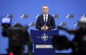 nato foreign ministers meeting 2019