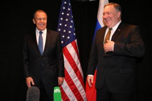 US and Russian foreign ministers discuss Venezuela crisis in Sochi talks