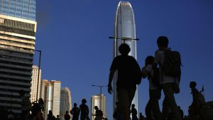 Hong Kong's economy grows at slowest pace in a decade amid trade war