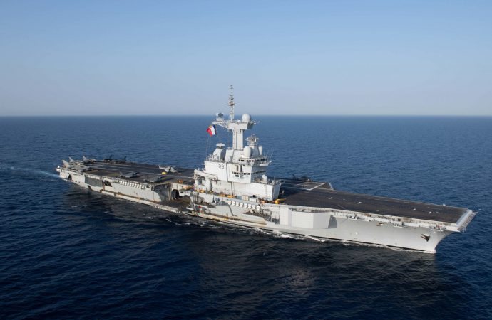 Making waves: the Indo-Pacific's naval exercises