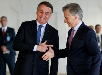 Leaders of economic powerhouses Brazil and Argentina to discuss free market reforms