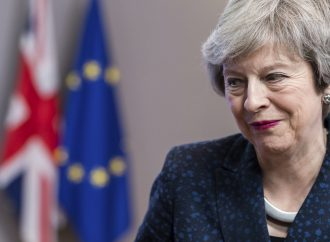 Theresa May steps down as Conservative leader